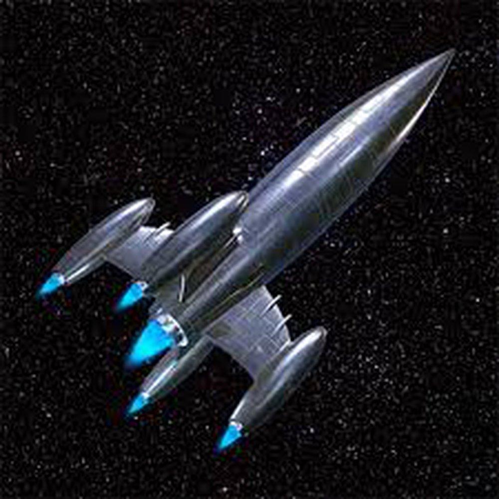 future rocket ship - 900×900